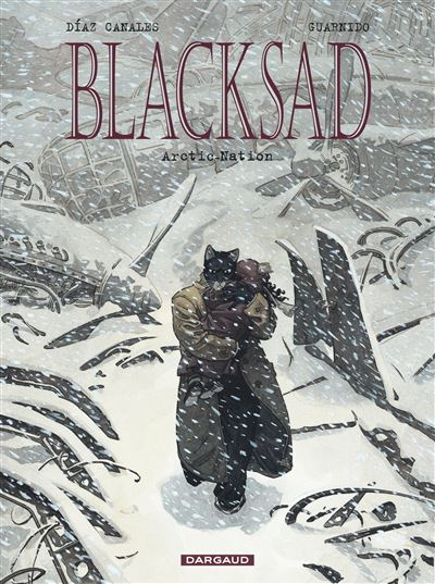 Arctic-nation - Blacksad
