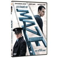 Les Evadés de Maze DVD