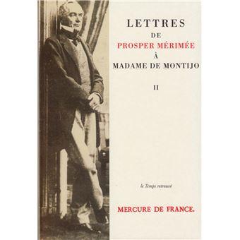 Lettres à Madame de Montijo (Tome 2)