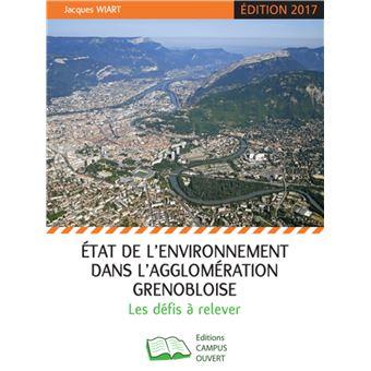 Etat de l'environnement dans l'agglomeration grenobloise les