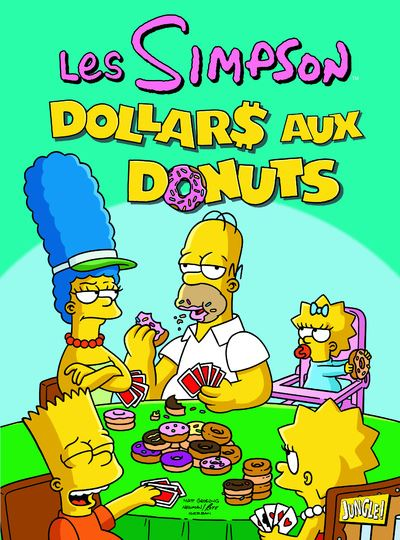 Les Simpson - tome 20 Dollars aux donuts