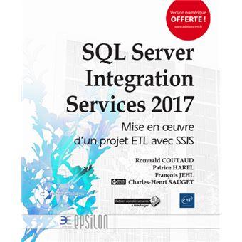 Sql server integration services 2017