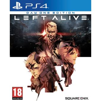LEFT ALIVE DAY-ONE ED. FR/NL PS4