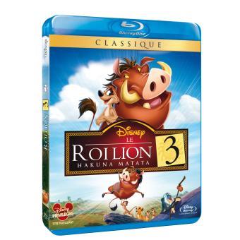 Le Roi lionLe Roi lion 3 - Hakuna Matata - Blu-Ray