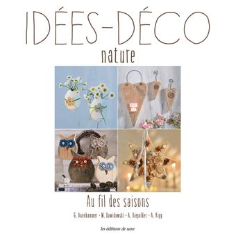 Idées déco nature
