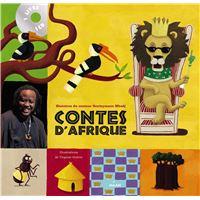 Contes Et Musiques D Afrique Livre Avec 1 Cd Audio Livre Cd Souleymane Mbodj Anne Lise Boutin Achat Livre Fnac