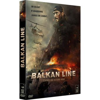 The Balkan Line DVD