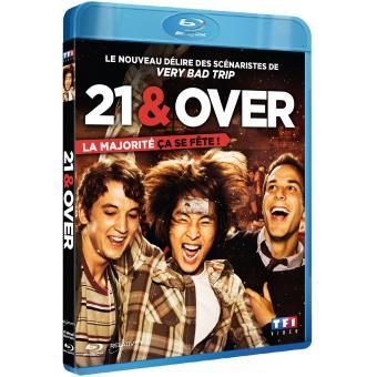 21 & Over Blu-Ray