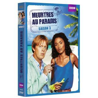 Meurtres au paradisMeurtres au Paradis Saison 3 Coffret DVD