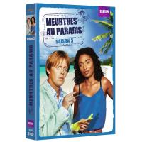 Meurtres au Paradis Saison 3 Coffret DVD