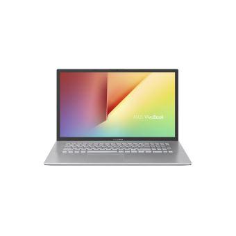 "PC Portable Asus VivoBook P1701FA-AU485R 17,3"" Full HD Intel Core i5-10210U 8 Go RAM 512 Go SSD + 1 To SATA Argent"