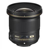Objectif Nikon Nikkor 20 mm AF-S f/1.8 G ED