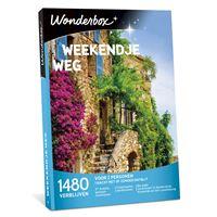 Wonderbox NL Weekendje weg