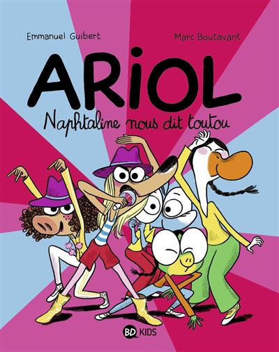 Ariol, Tome 16