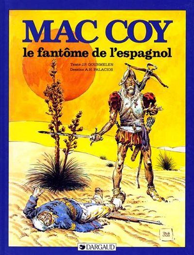 Mac Coy - Le Fantôme de l'Espagnol