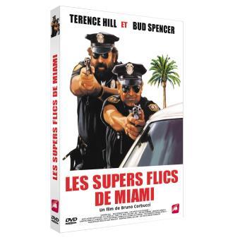 Les supers flics de Miami DVD