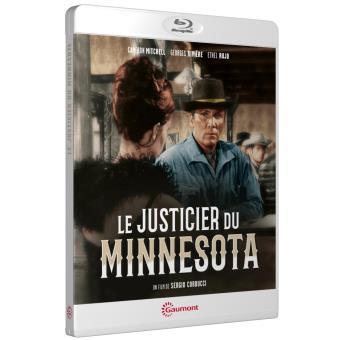 Le justicier du Minnesota Blu-ray