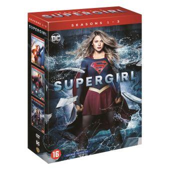 SupergirlCoffret Supergirl Saisons 1 à 3 DVD