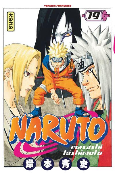 Naruto - tome 19