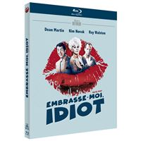 Embrasse-moi, idiot Blu-ray