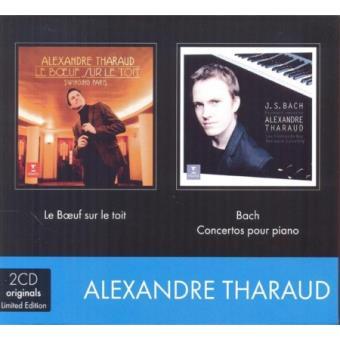 Le Boeuf Sur le Toit & Bach Concertos Pour Piano