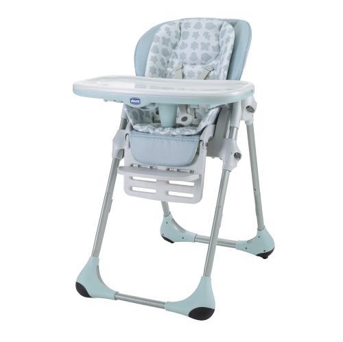 chaise haute polly 2 en 1 chicco shapes - produits bébés | fnac