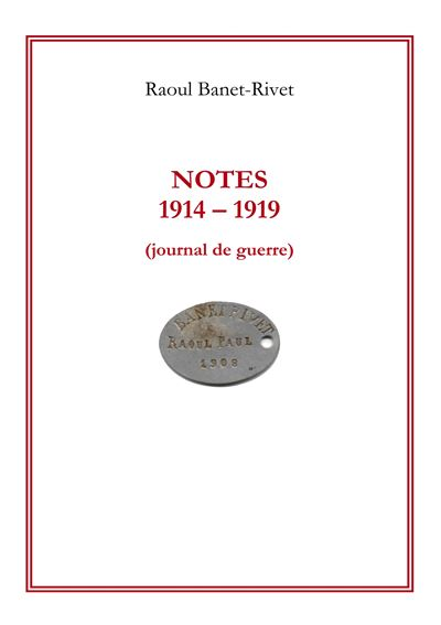 Notes 1914-1919