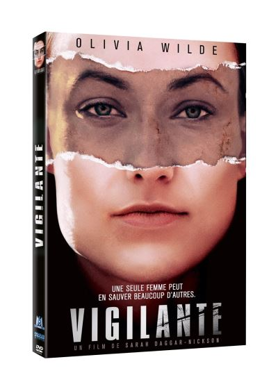 dvd du film vigilante