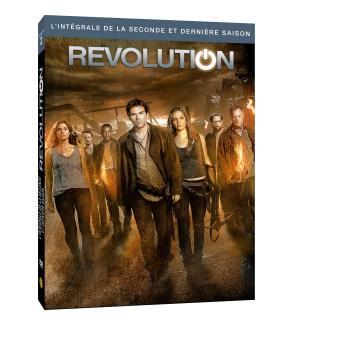 RevolutionCoffret intégral de la Saison 2 DVD