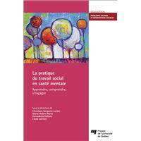 La pratique du travail social en santé mentale
