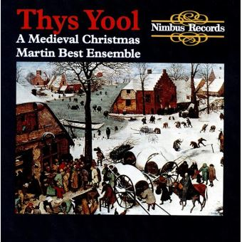Thys Yool A Medieval  Christmas
