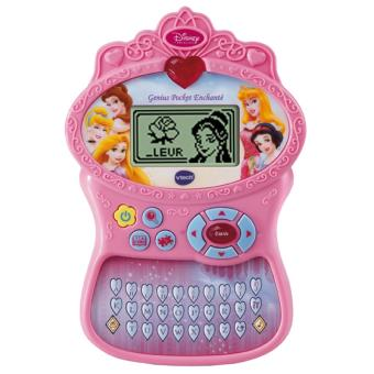 Ordinateur ducatif vtech disney princesses genius pocket - Ordinateur princesse ...