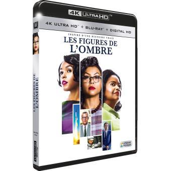 Les figures de l'ombre Blu-ray 4K Ultra HD