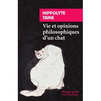 Vie et opinions philosophiques d'un chat (ne) - rp
