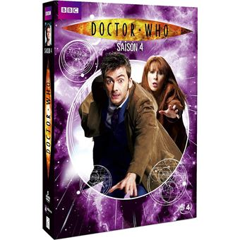 Doctor WhoDOCTEUR WHO 4-4 DVD-VF