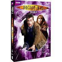 DOCTEUR WHO 4-4 DVD-VF