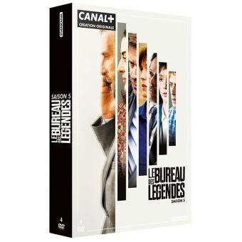 Le Bureau des légendesLe Bureau des Légendes Saison 5 DVD