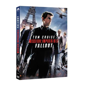 Mission : Impossible  Les FilmsMission : Impossible Fallout DVD