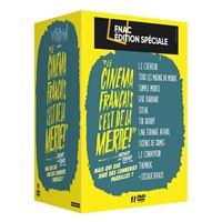 Coffret Le cinéma français, c'est de la merde ! 11 Films Volume 1 Edition Spéciale Fnac DVD