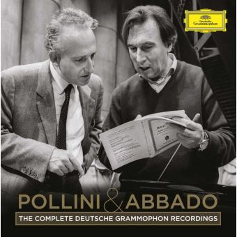 The Complete Deutsche Grammophon Recordings - 58CD