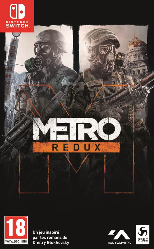 Metro Redux Nintendo Switch