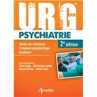Urg' Psychiatrie