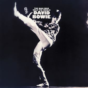David Bowie- The man who sold the world- canvas