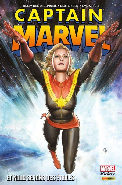Captain Marvel T01 - Et nous serons des étoiles - 9782809482577 - 21,99 €