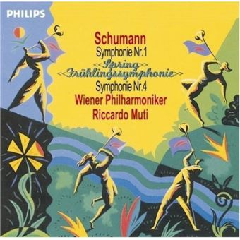 Schumann symphonies nos 1 and 4