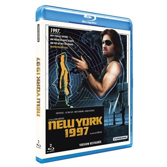 New York 1997 Blu-ray