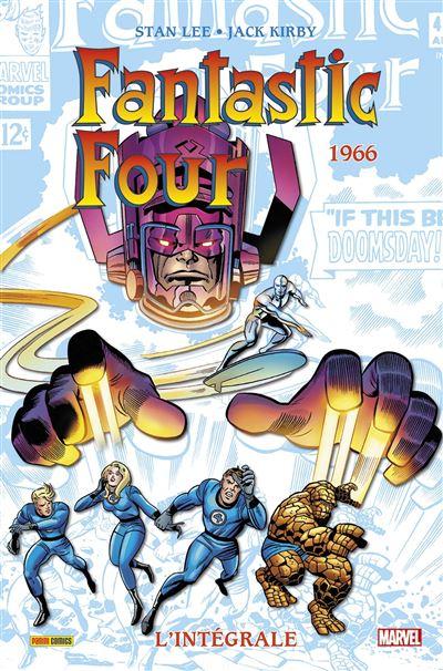 Fantastic Four: L'intégrale T05 (1966, Nouvelle édition)