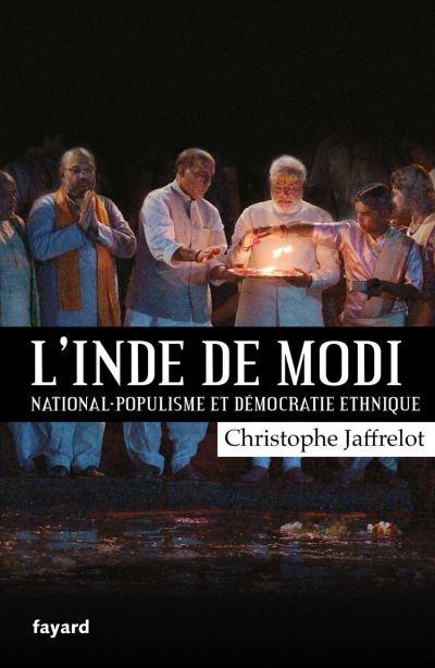 L'Inde de Modi - National-populisme et démocratie ethnique - 9782213714479 - 16,99 €