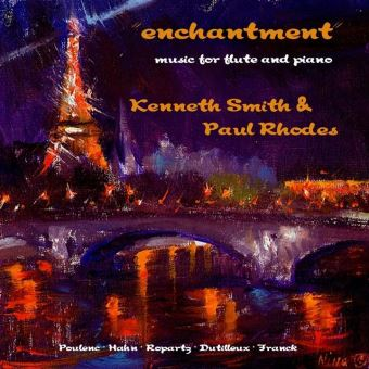 Enchantment music for flute and piano