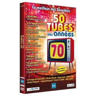 50 Tubes des années 70 DVD